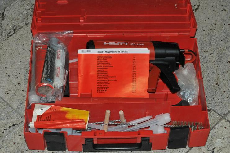 HILTI MD 2000 Auspressgerät - Weitere - Bild 1