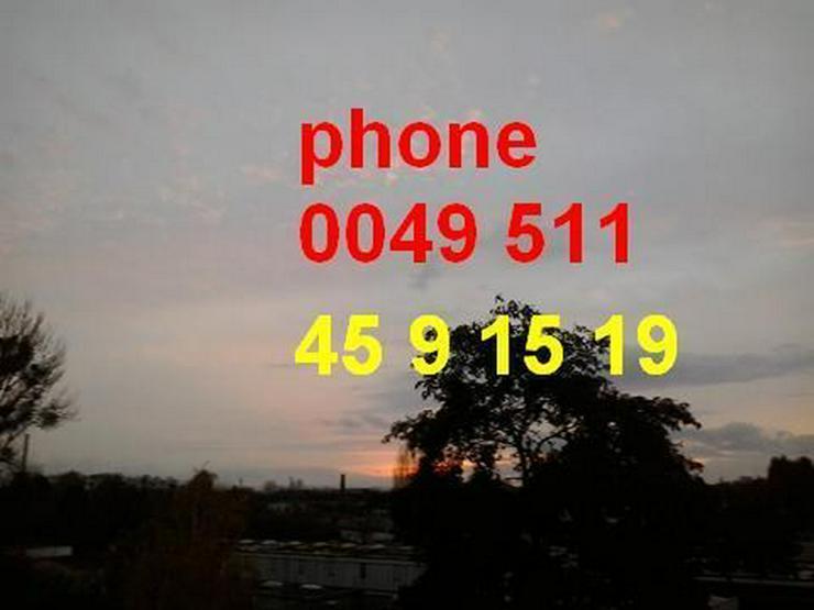 Single Appartement 30419 Hannover sehr ruhig - Wohnung mieten - Bild 1