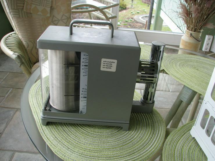 Thermo - Hygrograph