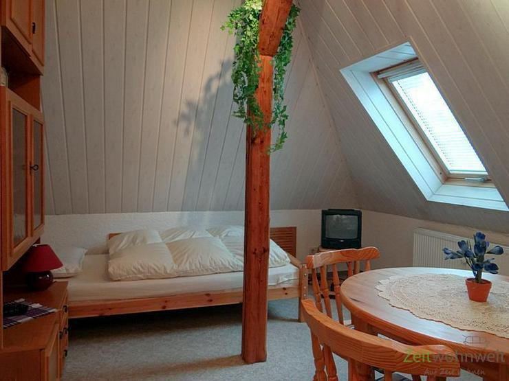 (EF0083_Y) Arnstadt: Arnstadt, möbl. Zimmer mit eigenem Bad in schöner ruhiger Wohnlage - Wohnen auf Zeit - Bild 1