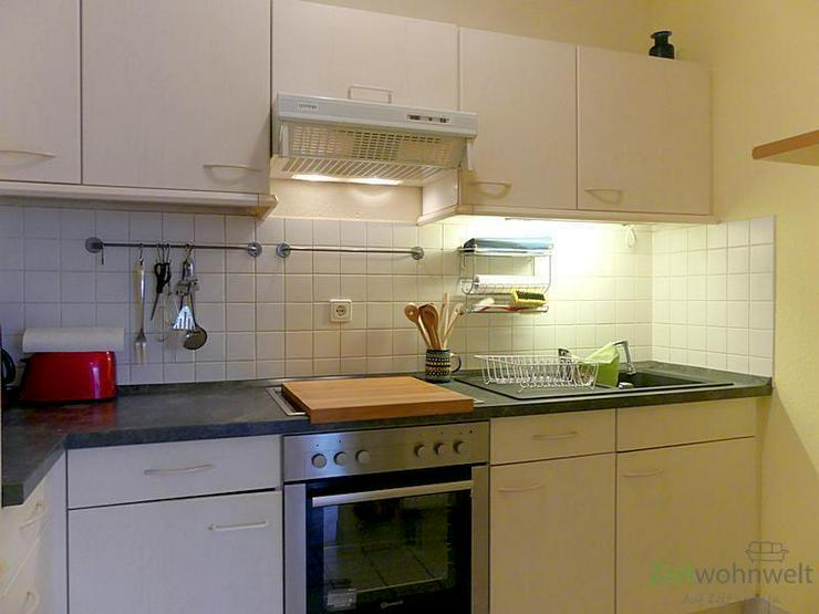 Bild 5: (EF0361_M) Dresden: Leubnitz-Neuostra, kleine möblierte 2-Zimmer-Wohnung mit Terrasse und...