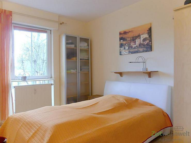 Bild 4: (EF0361_M) Dresden: Leubnitz-Neuostra, kleine möblierte 2-Zimmer-Wohnung mit Terrasse und...