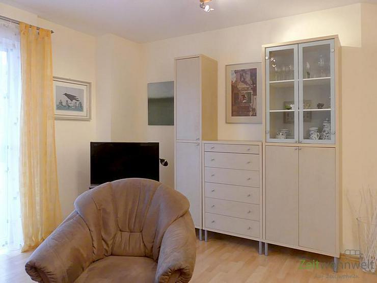 Bild 3: (EF0361_M) Dresden: Leubnitz-Neuostra, kleine möblierte 2-Zimmer-Wohnung mit Terrasse und...