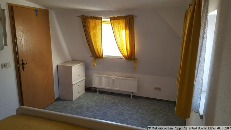 Bild 4: Voll möblierte Wohnung in Richtung Pohlitz