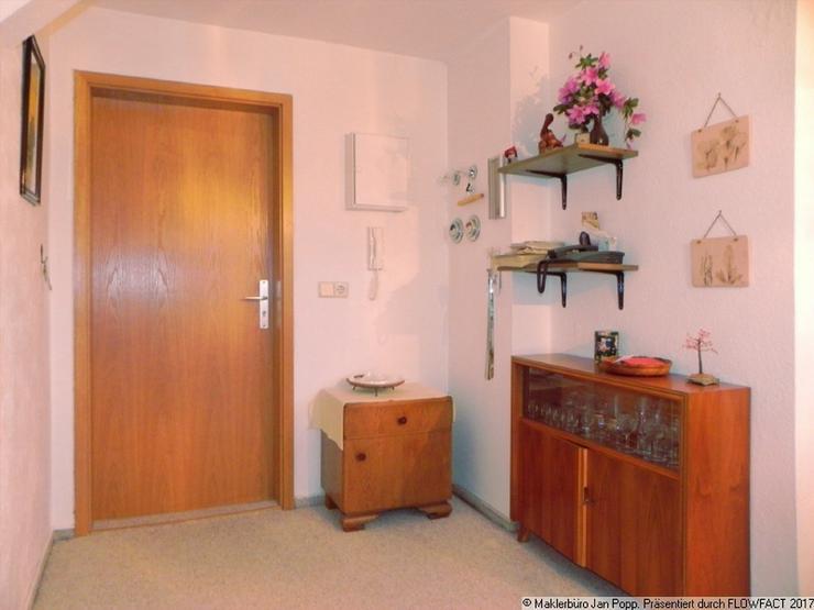 Bild 7: Voll möblierte Wohnung in Richtung Pohlitz