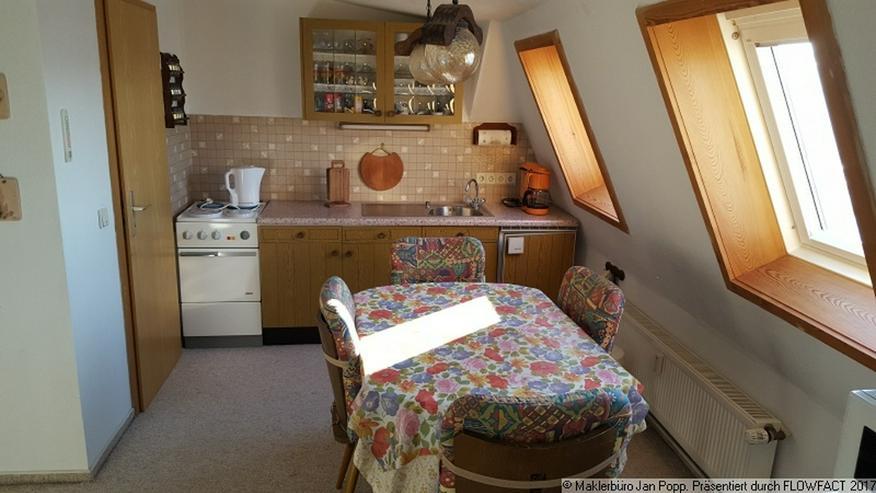 Bild 3: Voll möblierte Wohnung in Richtung Pohlitz