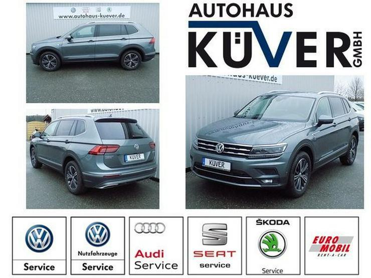 VW Tiguan Allspace 2,0 TDI Highline DSG 4-M AHK 7-S - Tiguan - Bild 1