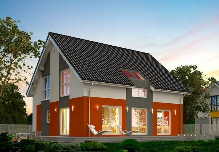 Traum vom Eigenheim bezugsfertig! Grundstück vorhanden. - Haus kaufen - Bild 1