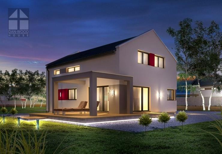 Mit Dan-Wood House schöner wohnen! KFW 55