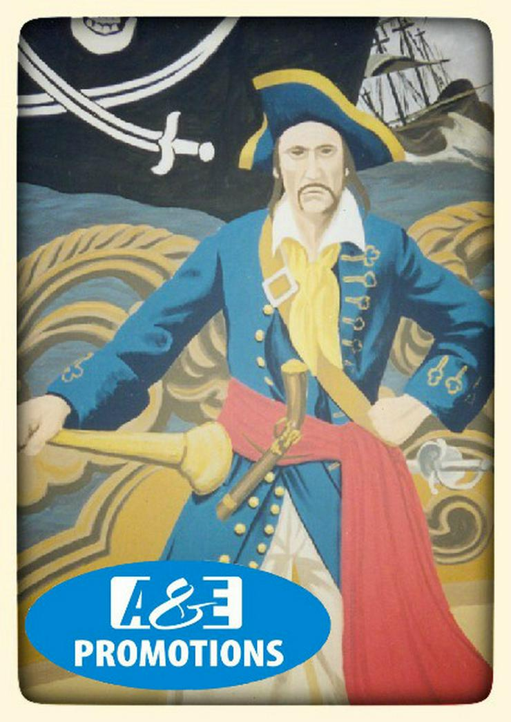 Bild 1: schatzkiste verleih piraten requisiten bremen