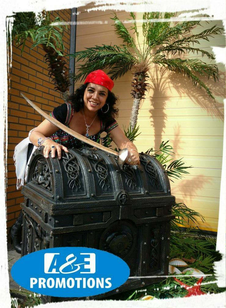 Bild 3: schatzkiste verleih piraten requisiten bremen