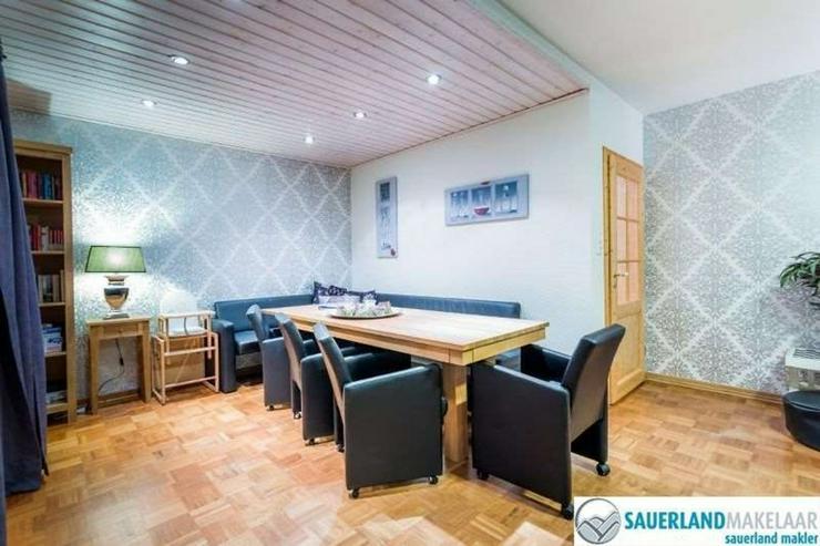 Bild 4: gut vermietetes Ferienhaus mit 3 Wohnungen in Silbach