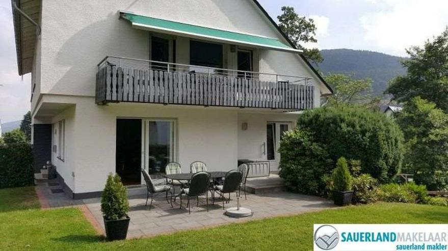 Bild 2: gut vermietetes Ferienhaus mit 3 Wohnungen in Silbach