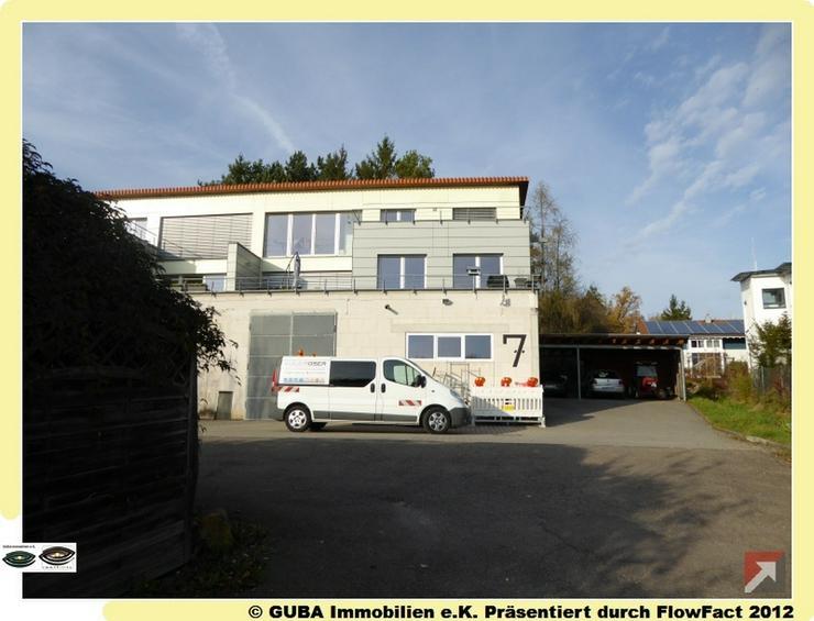 Dettenhausen: Lagerhalle mit Maisonettwohnung im Gewerbegebiet!