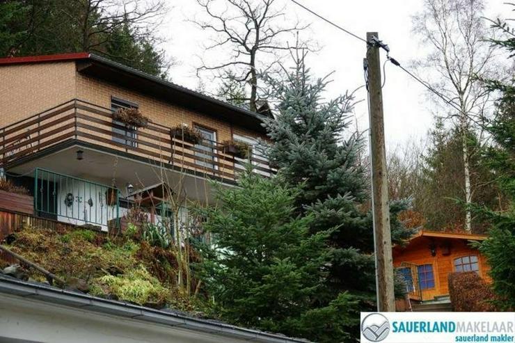 freistehendes Haus mit 2 Wohneinheiten in Heringhausen - Haus kaufen - Bild 1