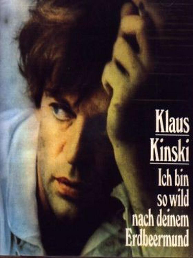 Klaus Kinski Autobiographie