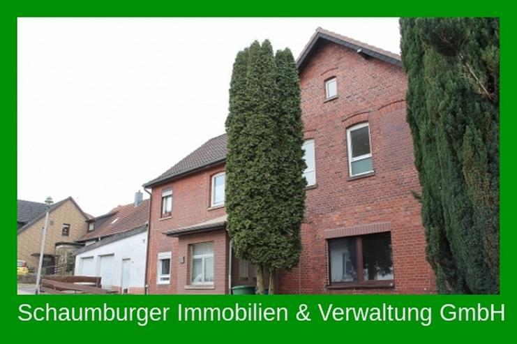 2-3 Familienhaus mit Garage und Garten in Obernkirchen