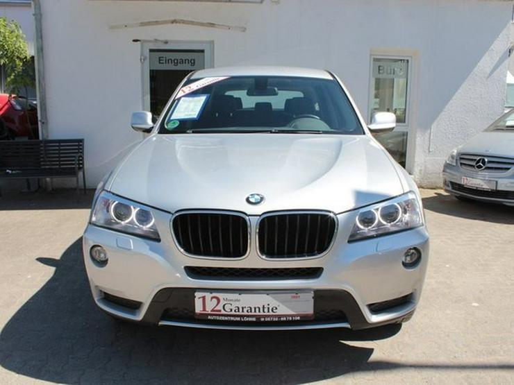 Bild 2: BMW X3 xDrive20d XENON NAVI TEILLEDER AHK DPF PDC