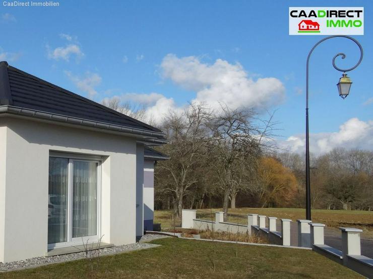 Neuwertiges freistehendes EFH im Elsass - 10 Min v/Basel - Auslandsimmobilien - Bild 1