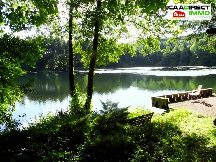 Traumhafter Landsitz mit See und 30 ha Grundstück in den Vogesen - 90 Min von Basel / Lö... - Auslandsimmobilien - Bild 1