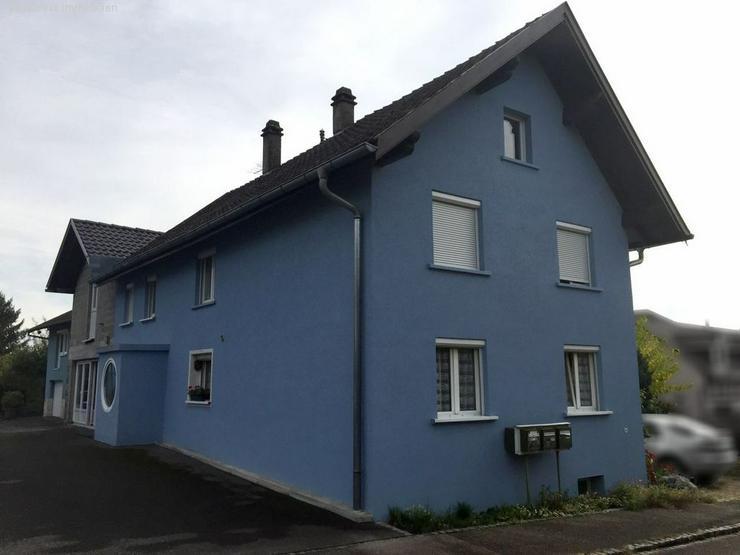 Renditen-Objekt 6 % im Elsass - 15 Min. v/Basel u. Weil