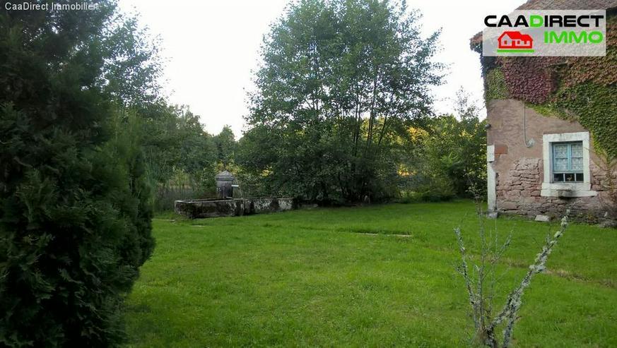 Bild 3: Authentisches Anwesen in grüner Oase in den Vogesen - 90 Min. von Basel u. Weil am Rhein