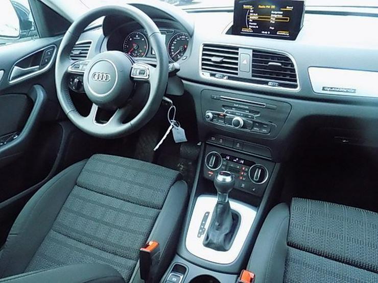 Bild 6: AUDI Q3 2,0 TDI Quattro S-Tronic Navi Xenon