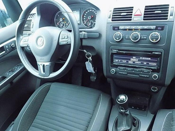 Bild 6: VW Touran 1,6 TDI Comfortline Cup Klima 7-Sitze AHK