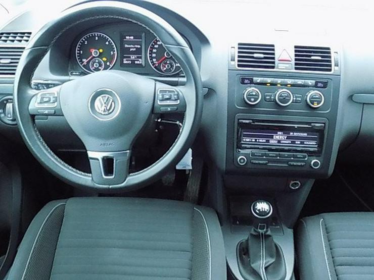 Bild 5: VW Touran 1,6 TDI Comfortline Cup Klima 7-Sitze AHK
