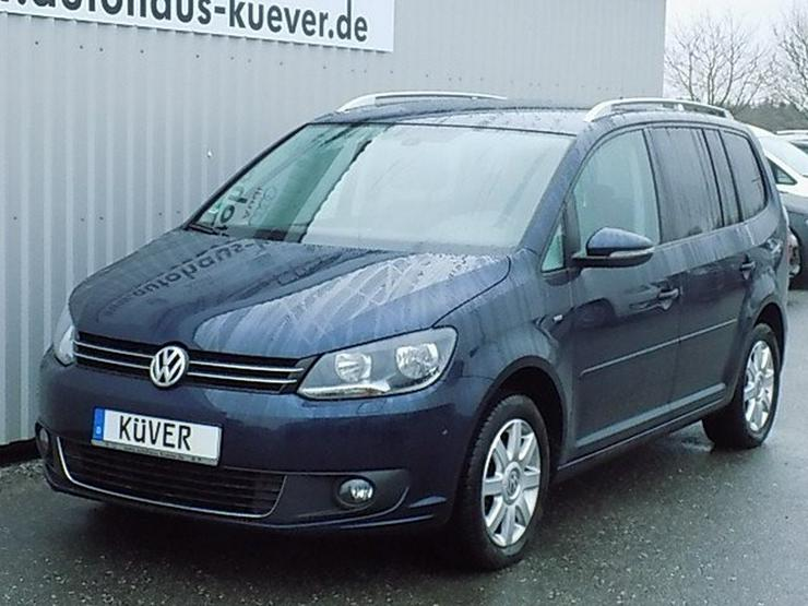Bild 2: VW Touran 1,6 TDI Comfortline Cup Klima 7-Sitze AHK