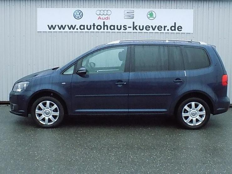 Bild 3: VW Touran 1,6 TDI Comfortline Cup Klima 7-Sitze AHK