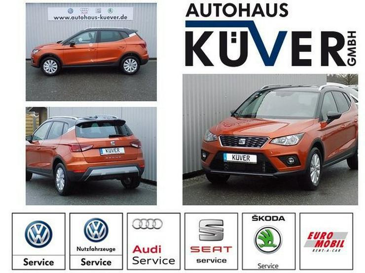 SEAT Arona 1,0 TSI Xcellence DSG Navi ACC Sitzheizung - Arosa - Bild 1