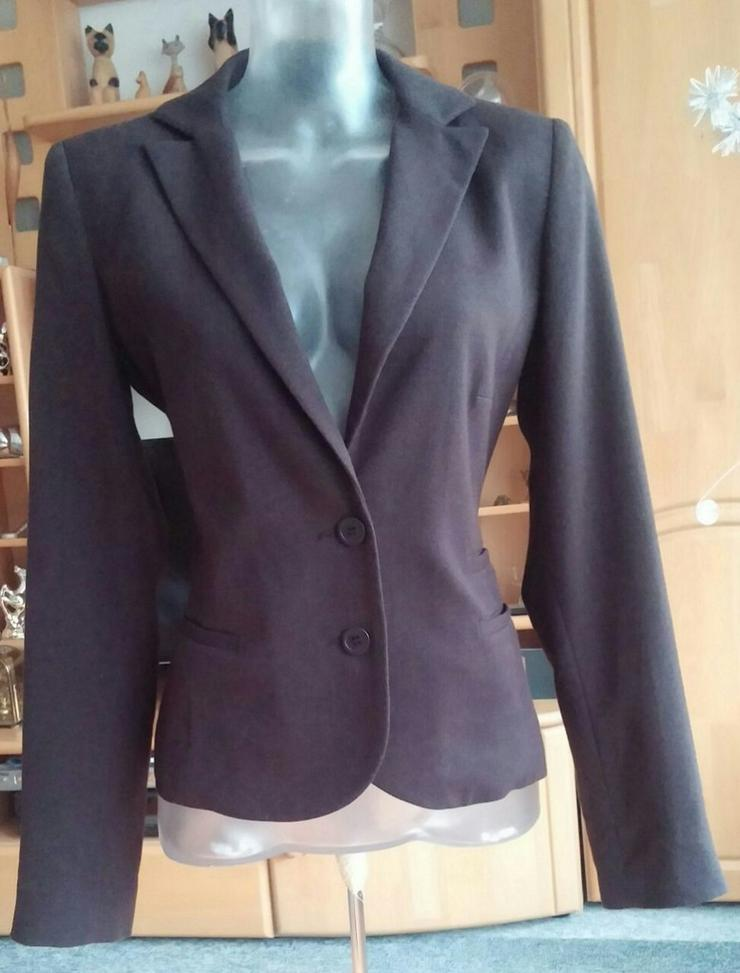 Damen Jacke Eleganter Business Blazer Gr.38 - Größen 36-38 / S - Bild 1