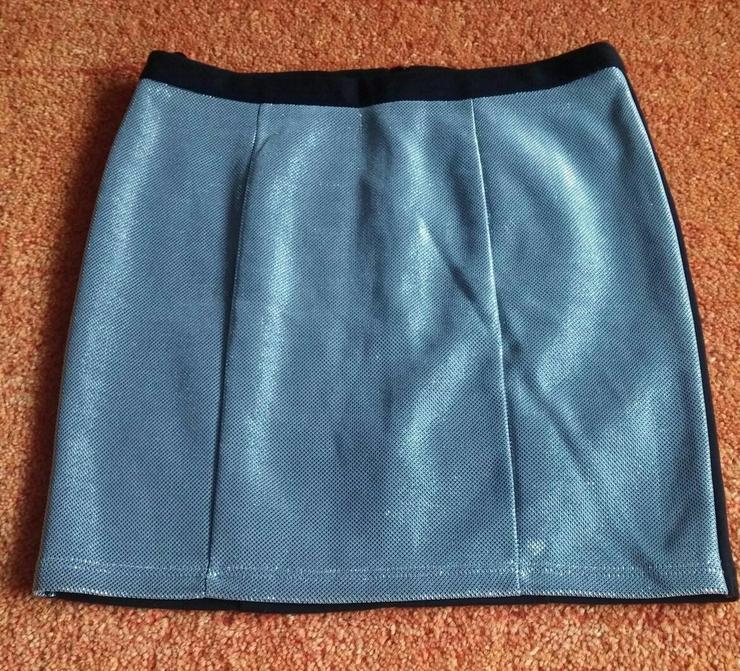 NEU Damen Rock Sexy Jersey Mini Gr.36