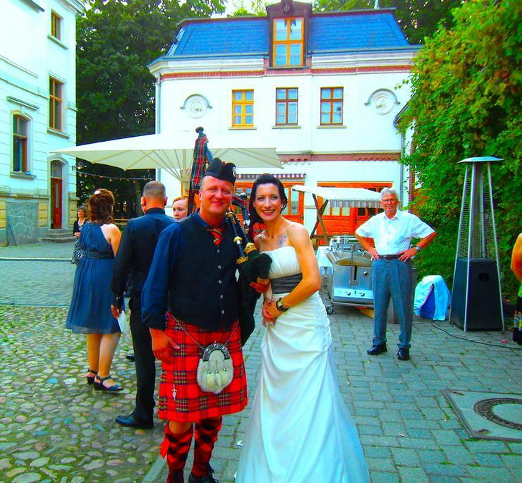 Bild 4: 0176-50647666 Dudelsackspieler - Wedding Berlin