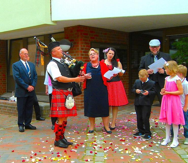 Bild 3: 0176-50647666 Dudelsackspieler - Wedding Berlin