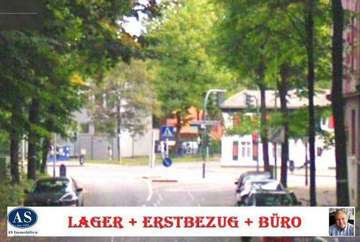 Bild 3: Erstbezug., Gewerbe-Haus mit Büro, Lager, 3 Garagen und Stellplätzen!