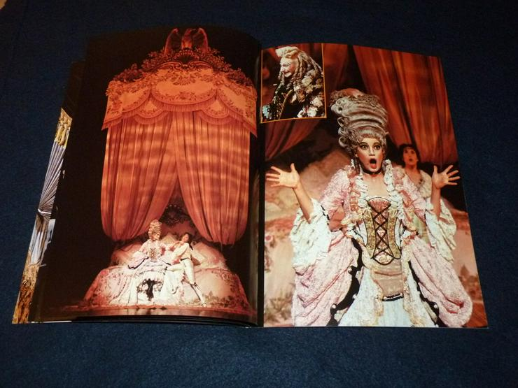Bild 3: Programmheft von Phatom der Oper 82 Seiten