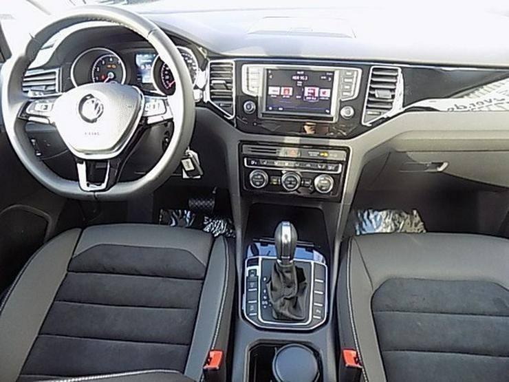 Bild 6: VW Golf Sportsvan 1,4 TSI Highline DSG Navi Xenon