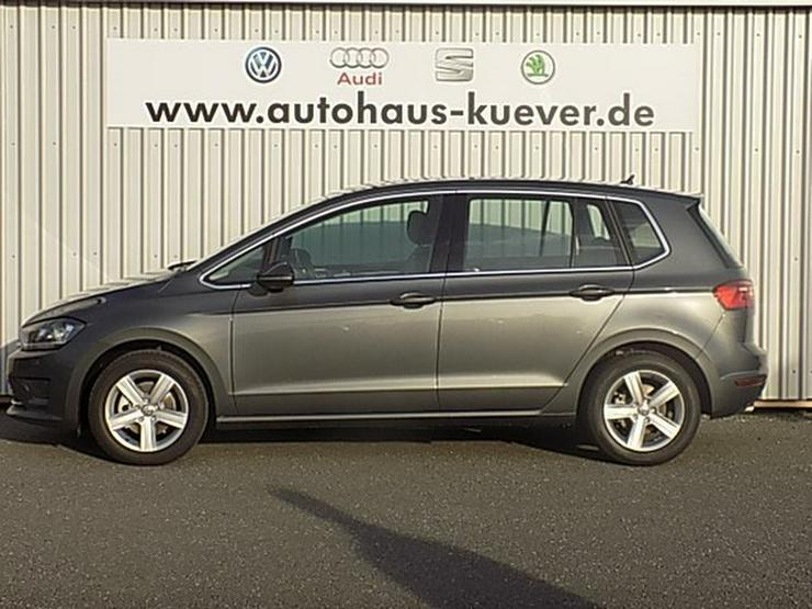 Bild 3: VW Golf Sportsvan 1,4 TSI Highline DSG Navi Xenon