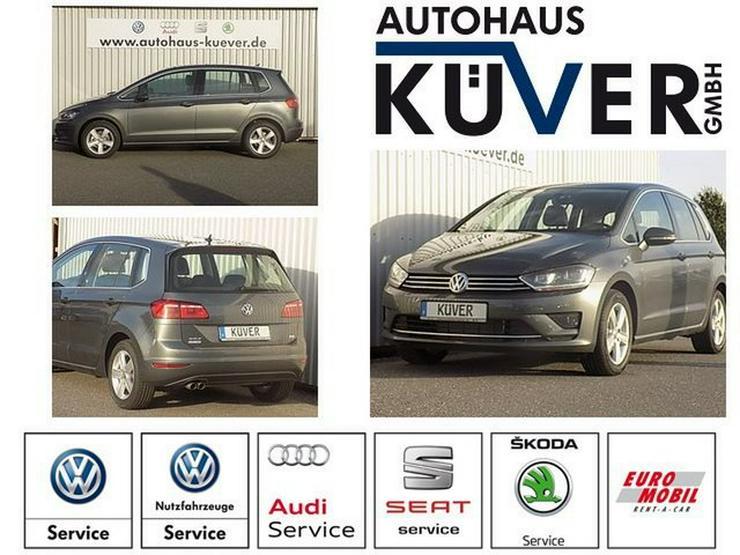 VW Golf Sportsvan 1,4 TSI Highline DSG Navi Xenon - Golf - Bild 1
