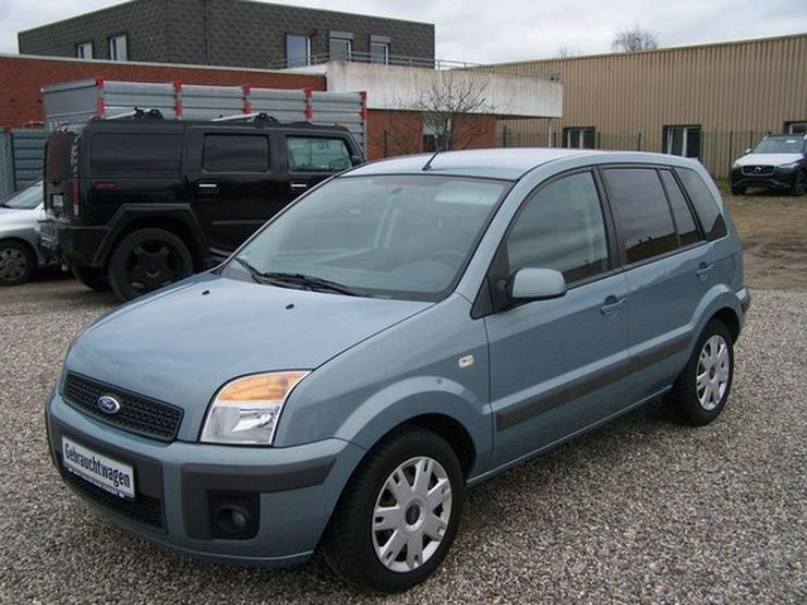 FORD Fusion 1.6 TDCI Style