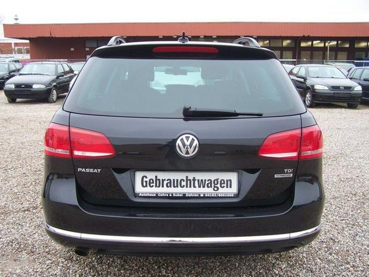 Bild 6: VW Passat Variant 1.6 TDI BlueMotion