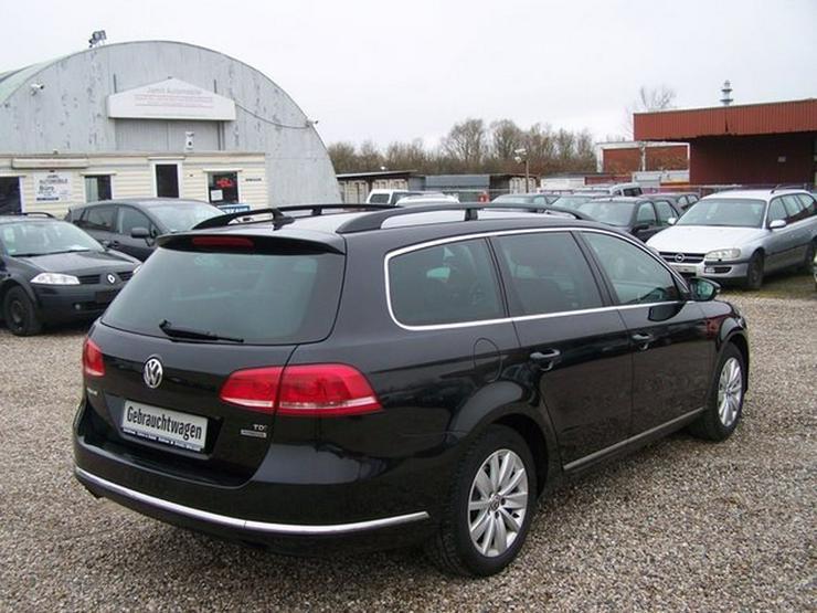 Bild 5: VW Passat Variant 1.6 TDI BlueMotion