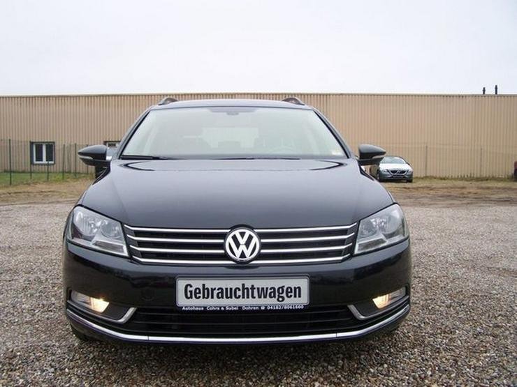 Bild 2: VW Passat Variant 1.6 TDI BlueMotion