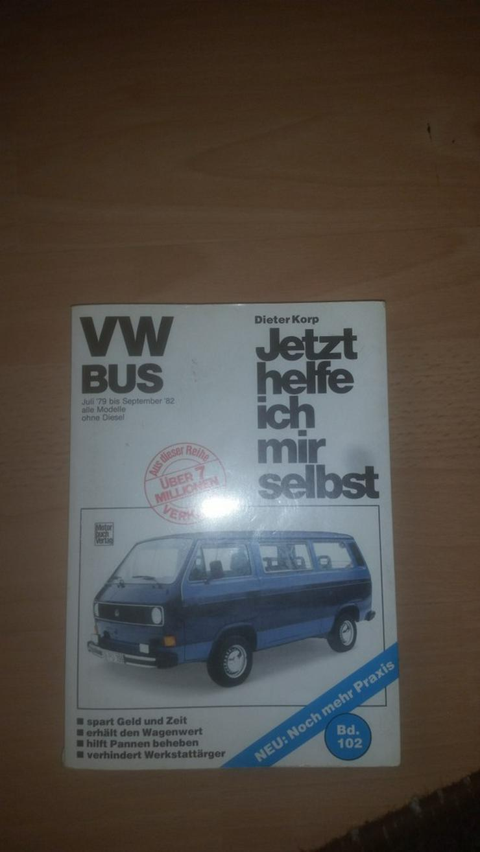 VW T3 Handbuch