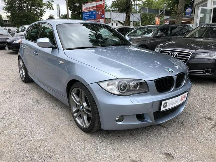 BMW 118i M-SPORTPAKET XENON TEILLEDER SHZ PDC