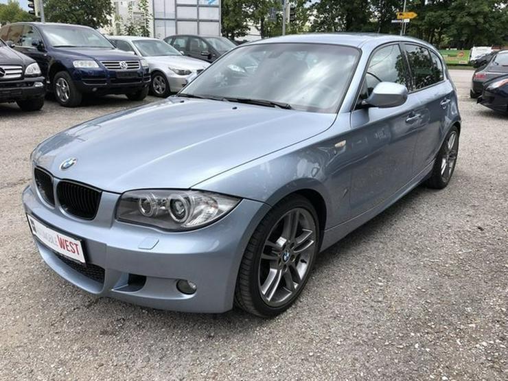 Bild 2: BMW 118i M-SPORTPAKET XENON TEILLEDER SHZ PDC