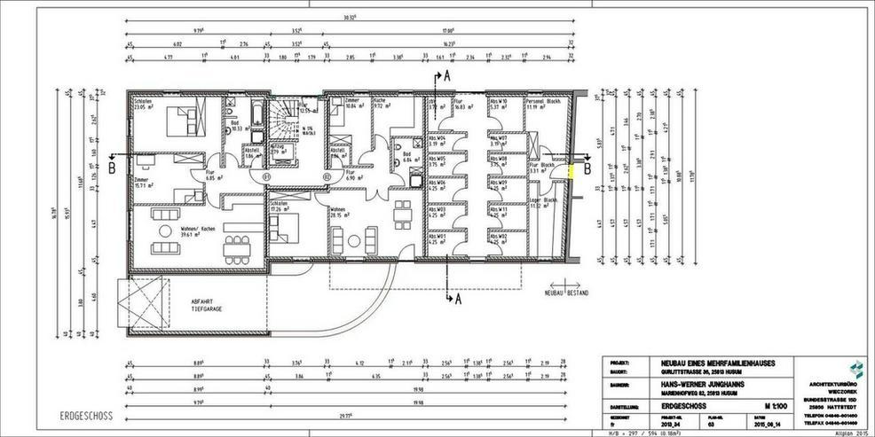 Bild 2: Baubeginn **Hinter der Neustadt-komfortabel wohnen mit KFW 55 Standard**