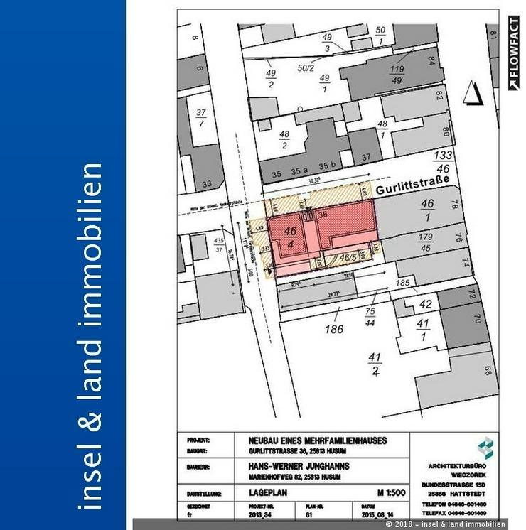 Baubeginn **Hinter der Neustadt-komfortabel wohnen mit KFW 55 Standard**
